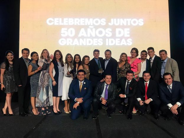 ECUADOR DENTRO DEL TOP 10 GLOBAL  EN PREMIOS EFFIE WORLDWIDE